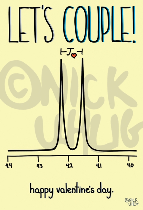 Punny Valentine S Day Cards Department Of Chemistry Mcgill
