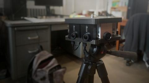 camera lab equipment