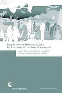 Cover Art for Northern Canada Aboriginal Food Security