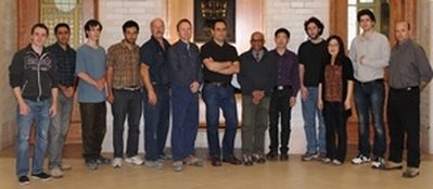 Environmental Geomechanics Research Group 2012