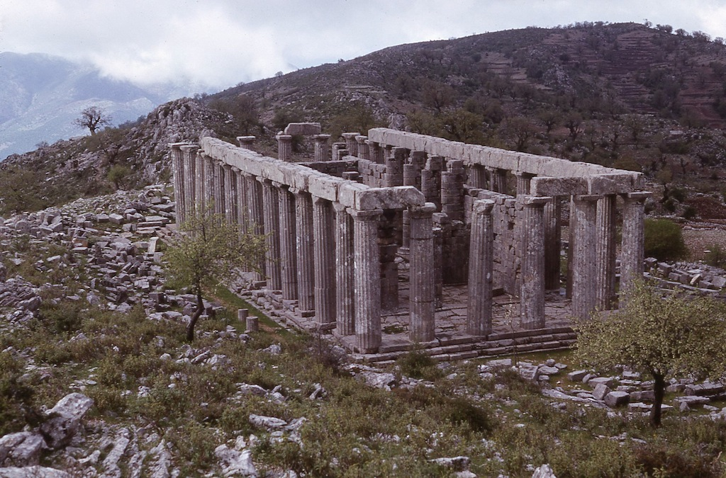 Temple of Apollo - Pics about space
