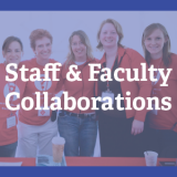 Staff and faculty collaborations