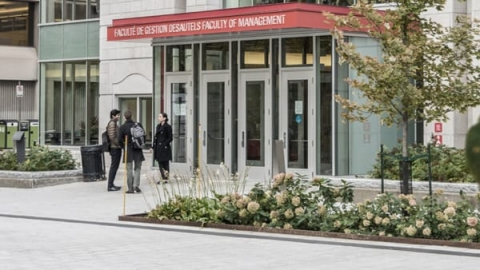 Photo of Bensadoun School of Retail Management