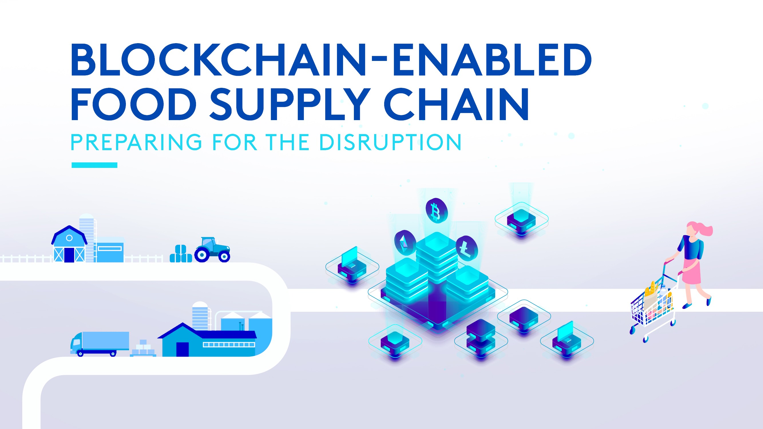 Technology Management Image: YCWPD 056 Blockchain-Enabled Food Supply Chain: Preparing