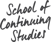 School of Continuing Studies
