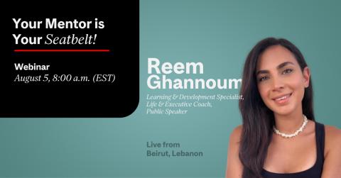 Reem Ghannoum CATS Workshops Mentoring