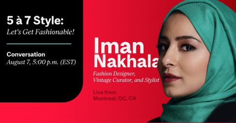 Dress for Success with Iman Nakhala