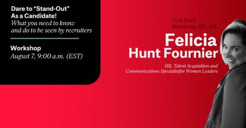 Felicia Hunt Fournier McGill CATS Webinar
