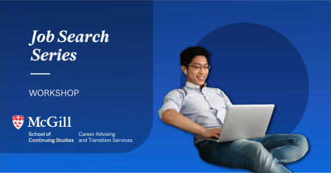 job search bootcamp at mcgill school of continuing studies