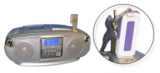 CD/USB/Cassette Player