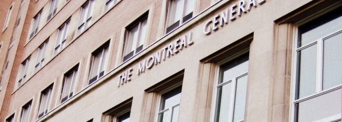The Montreal General Hospital