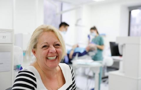 McGill Dentistry Undergraduate Teaching Clinic
