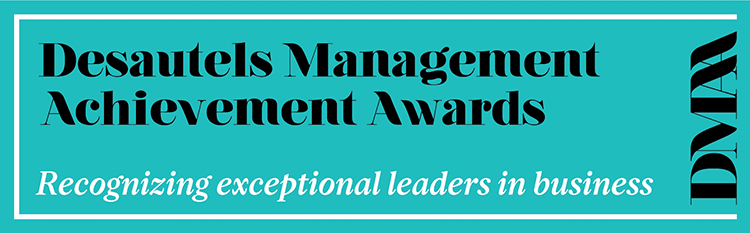 Desautels Management Achievement Awards