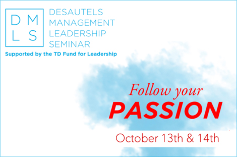 Desautels Management Leadership Seminar