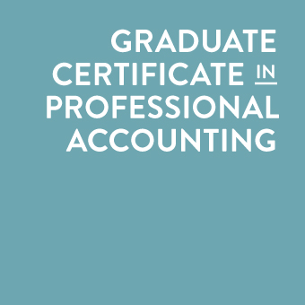 Graduate Certificate in Professional Accounting (GCPA)