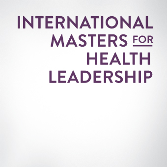 International Masters for Health Leadership (IMHL)