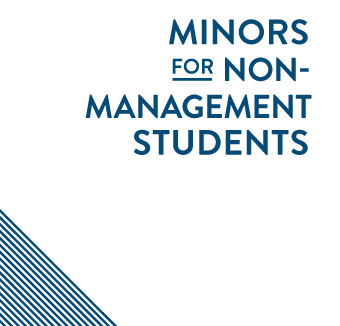 Minors for Non-Management Students