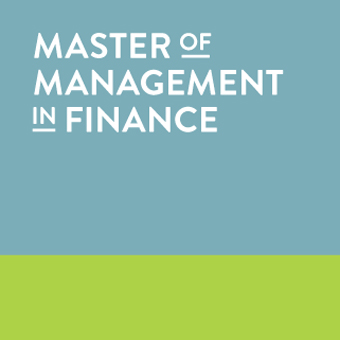 Masters of Management in Finance (MMF)