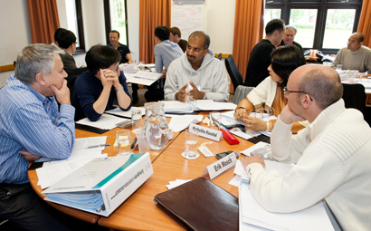 International Masters Program for Managers (IMPM), Cycle 17, Lancaster, UK