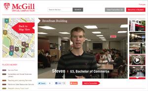 Desautels Faculty of Management - Bronfman Building Virtual Tour