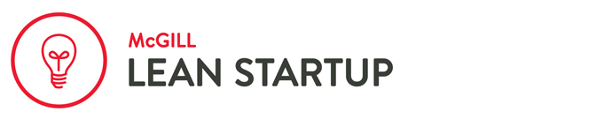 McGill Lean Startup