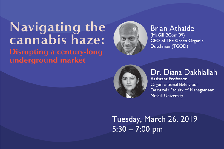 Brian Athaide and Diana Dakhlallah - March 26, 2019 Integrated Management Symposium Series