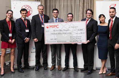 McGill International Portfolio Challenge