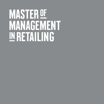 Master of Management in Retailing (MMR)