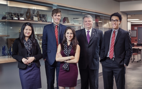 Case competitions as a measure of excellence
