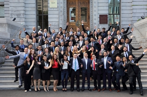 Times Higher Education/Wall Street Journal ranks the Desautels MBA 1st in Canada