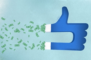 Turning Facebook Likes into Charitable Dollars