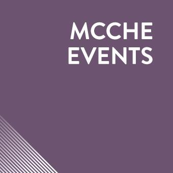 MCCHE Events