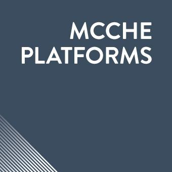 MCCHE Platforms