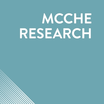 MCCHE Research