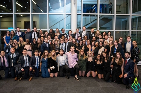 Desautels BCom students secure two 1st place wins & five 2nd place finishes at the 2019 Jeux du commerce.