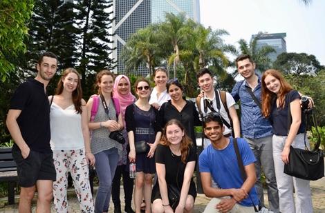 Li Ka Shing Program in International Business