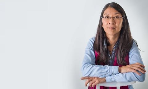 Joanne Liu - Photo by David Carlier