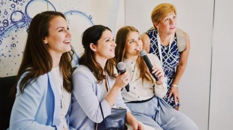 Desautels shines in finals of L'Oréal Brandstorm