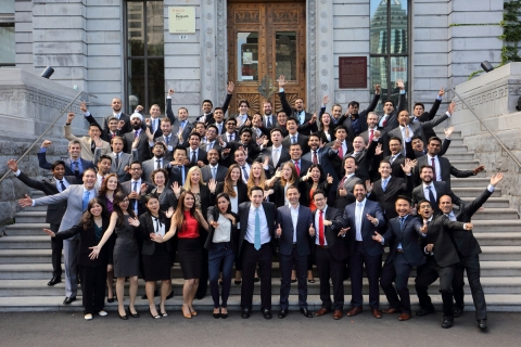 Desautels MBA program ranked #1 in Canada by Times Higher Education / Wall Street Journal