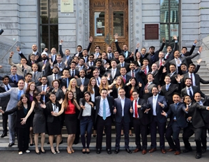 Desautels MBA program ranked #1 in Canada by Financial Times