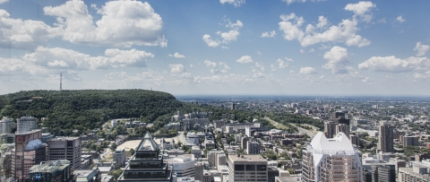 Attend a world-class University in Montreal, one of Canada's most vibrant cities