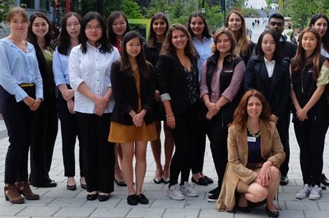 Volunteer Career Services Peer Program