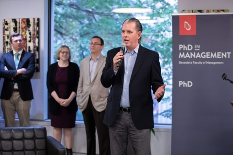 Brian King, PhD 2011