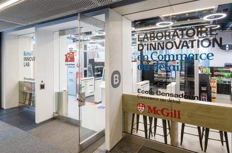 Retail Innovation Labe