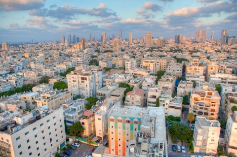 Tel Aviv - Copyright Dana Friedlander  @israeltourism