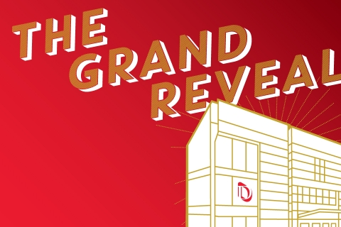 Armstrong Building - The Grand Reveal