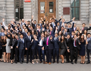 THE/WSJ ranks Desautels MBA first in Canada
