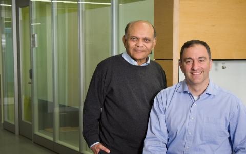 Vihang Errunza and Robert David