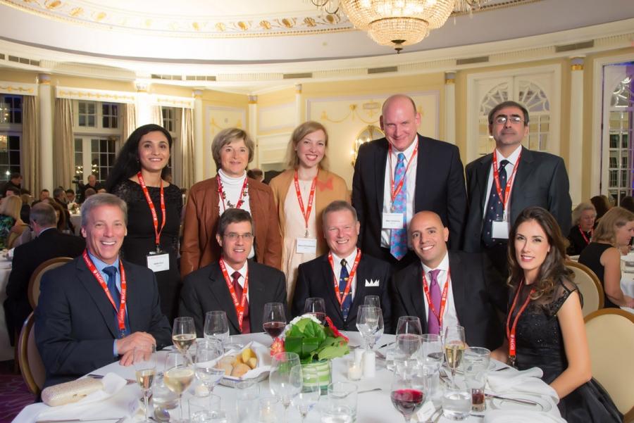 Management Memories Gala Dinner. Ritz Carlton Hotel