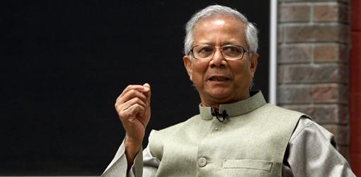 Dr. Muhammed Yunus